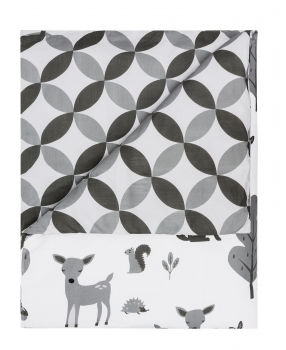 Woodland Tales Toddler Bedding Set
