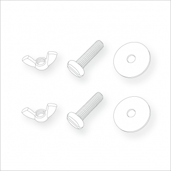 Moses Basket Fittings Kit 1