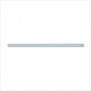 Opal Folding Stand Long Dowel Grey