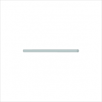 Opal Folding Stand Short Dowel Grey