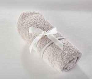 Hooded Towel Grey