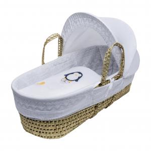 North Pole Moses Basket