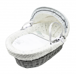 Showered with Love, Grey Wicker
