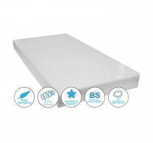 Spring Cot Bed/Toddler Bed Mattress